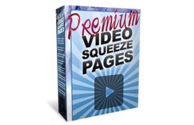 Premium Video Squeeze Pages