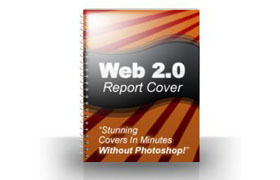 Web 2.0 Report Cover