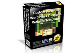 Custom Premium Wordpress Themes and Websiste Templates