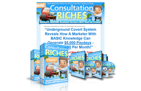 Consultation Riches PSD Minisite Template