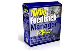 Turbo Feedback Manager Pro
