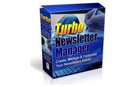 Turbo Newsletter Manager