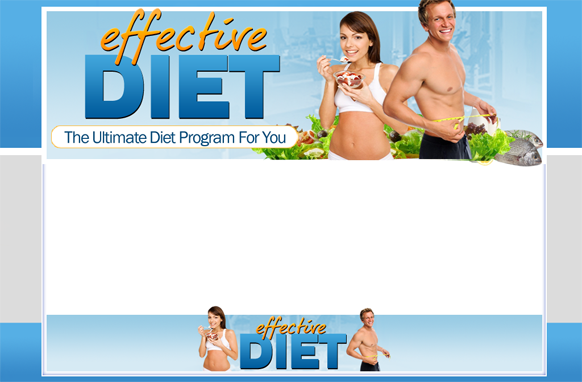 Effect Diet HTML PSD Minisite Template