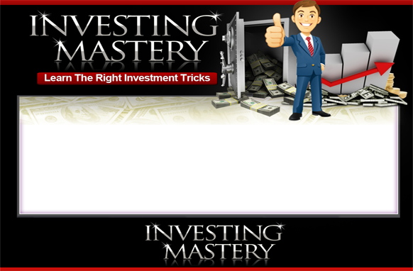 Investing Mastery HTML PSD Minisite Template