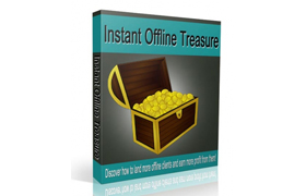 Instant Offline Treasure
