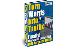 Turn Words Into Traffic
