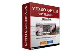 Video Optin WP Plugin