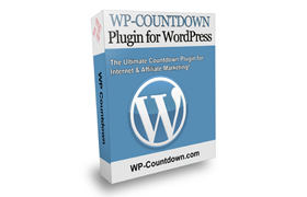 WP Countdown Plugin For WordPress