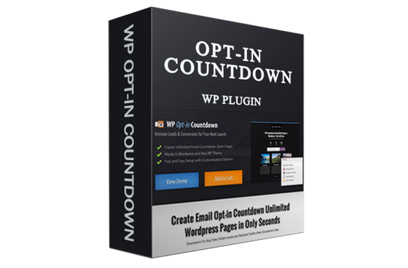 WP Optin Countdown Plugin