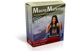 Macro Marketer Software