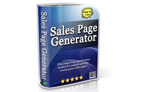 Sales Page Generator