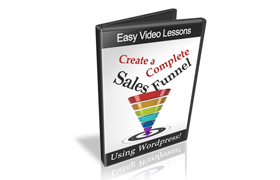 Create Complete Sales Funnel Using WordPress
