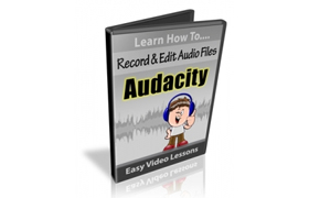 Learn How To Record and Edit Audio Files Audacity