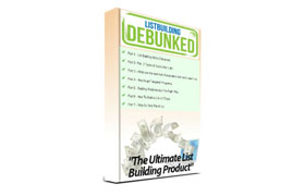 List Building Debunked