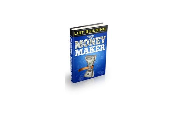 List Building The Money Maker