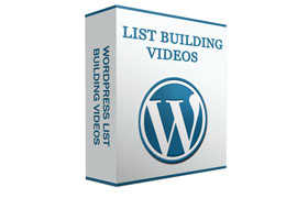 List Building Videos Edition 2 – Huge Collection Over 24 Videos Lessons