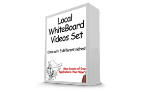 Local Whiteboard Videos Set