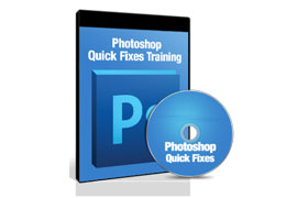 Photoshop Quick Fixes Training