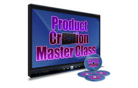 Product Creation Master Class