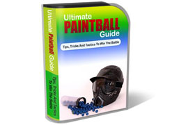 Paintball WP HTML PSD Template