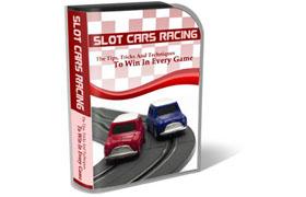 Slot Cars Racing WP HTML PSD Template