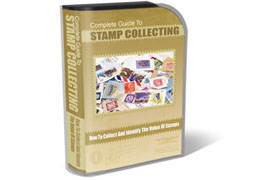 Stamp Collecting HTML PSD Template