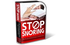 Stop Snoring HTML PSD Template