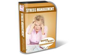 Stress Management HTML PSD Template