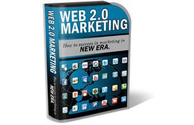 Web 2 Marketing HTML PSD Template