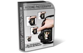 Wedding Photography HTML PSD Template