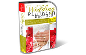 Wedding Planning Secrets HTML PSD Template