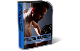 Weight Training HTML PSD Template
