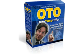 OTO One Time Offer