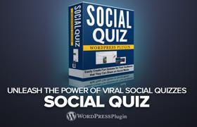 Social Quiz WordPress Plugin