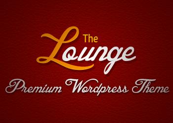 The Lounge Premium WordPress Theme