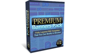 Premium Banners Pack V2