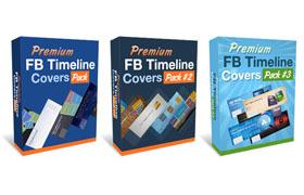Premium FB Timeline Cover Triple Set