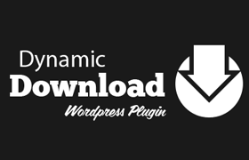 Dynamic Download Wordpress Plugin