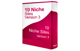 10 Niche Sites Version 3