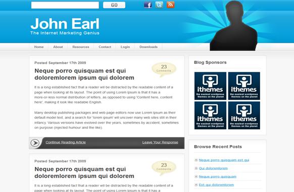 PRO Marketer Premium WordPress Theme