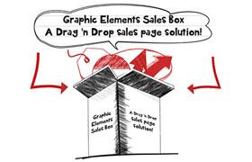 Graphic Elements Sales Box