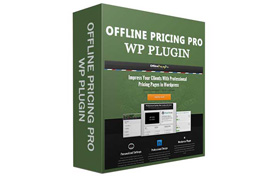 Offline Pricing Pro WP Plugin