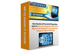 EZ Share It WP Plugin