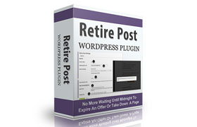 Retire Post WordPress Plugin