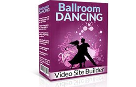 Ballroom Dancing Video Site Building