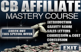 CB Affiliate Mastery Course