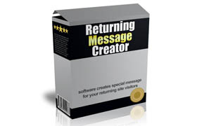 Returning Message Creator