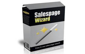 Salespage Wizard