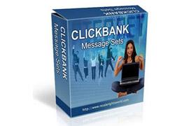 ClickBank Message Sets