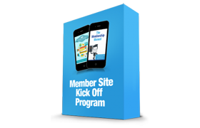 Member Site Kick Off Program